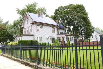 Malden Single Family Home Under Agreement: 84 Laurel St.