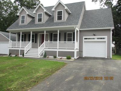 Haverhill MA Condo/Townhouse New: $397,500