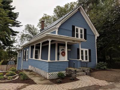 Hudson Single Family Home New: 162 River St