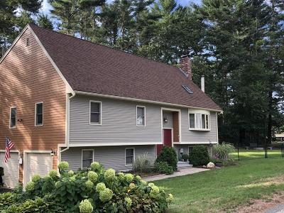 Wareham Single Family Home New: 2 Island Brook Drive