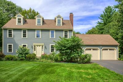 MA-Worcester County Single Family Home Reactivated: 17 Oak Circle