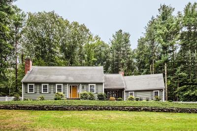 Sudbury Single Family Home New: 92 Marlboro Road