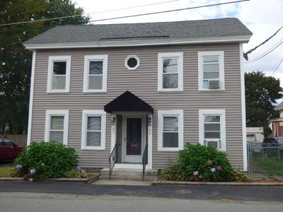 Lowell Multi Family Home Contingent: 25 Hadley St.