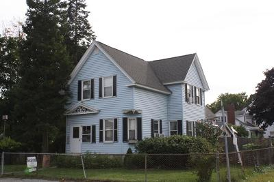 Methuen, Lowell, Haverhill Single Family Home Contingent: 677 Stevens St