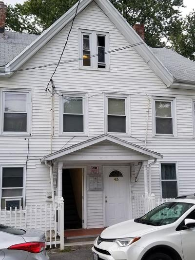Boston MA Single Family Home For Sale: $410,000