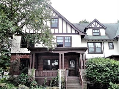Wellesley Single Family Home New: 19 Eaton Ct