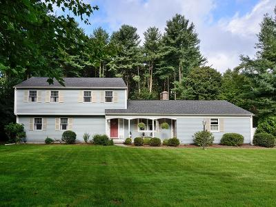 Wilbraham Single Family Home Under Agreement: 4 Parkwood Drive