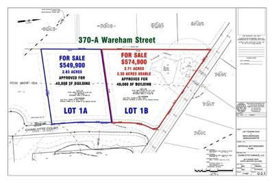 Middleboro Residential Lots & Land For Sale: 370-1a&1b Wareham