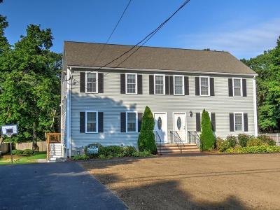 Abington Condo/Townhouse Under Agreement: 556 Adams Street #1