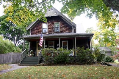 Plainville MA Single Family Home New: $399,900