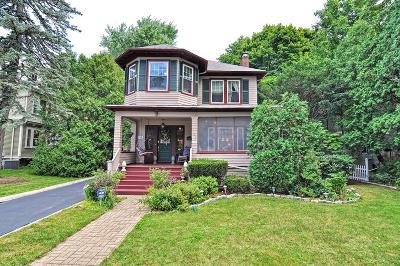 Needham Single Family Home Under Agreement: 780 Webster St