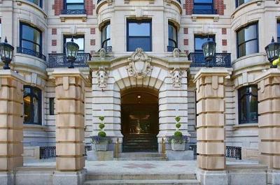 Boston Condo/Townhouse New: 390 Commonwealth Avenue #609