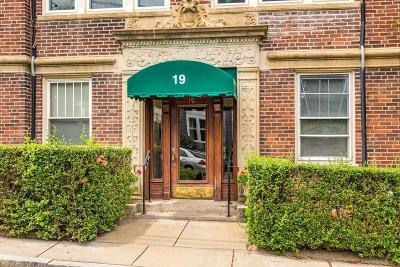 Boston Condo/Townhouse New: 19 Colliston #8