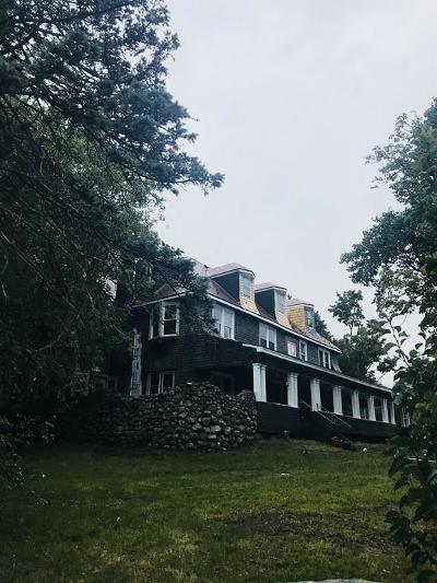 Brockton Single Family Home New: 374 West Elm Street