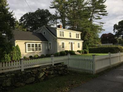 Hingham Single Family Home For Sale: 27 Hull St