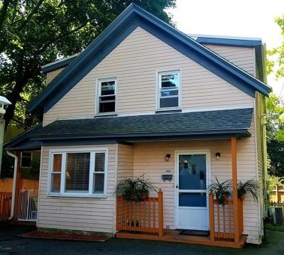 Danvers Single Family Home Sold: 166r Maple