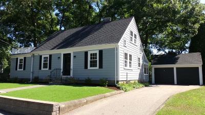 Brockton Single Family Home New: 78 Woodard