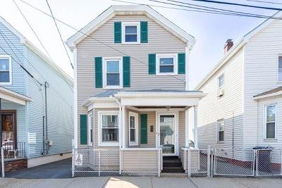 Cambridge MA Single Family Home New: $849,000