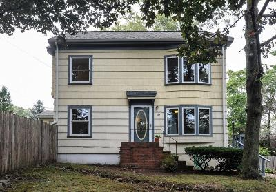 Randolph Single Family Home For Sale: 1 Ely St