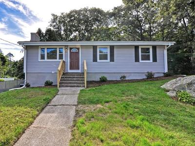 Cohasset, Weymouth, Braintree, Quincy, Milton, Holbrook, Randolph, Avon, Canton, Stoughton Single Family Home New: 301 Oak St