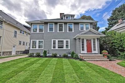 Medford Condo/Townhouse Under Agreement: 44 Pitcher Avenue #2