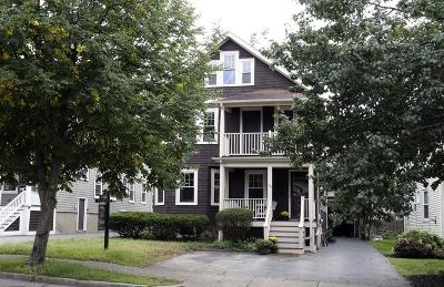 Newton Multi Family Home Under Agreement: 156 Pearl St
