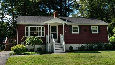 Bellingham Single Family Home New: 14 Laurel Lane
