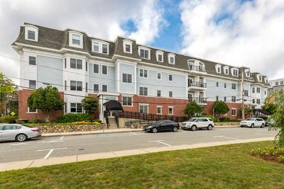 Melrose Condo/Townhouse Under Agreement: 16 Willow St #402
