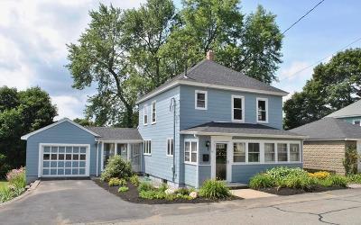 Maynard Single Family Home Under Agreement: 51 Butler Avenue