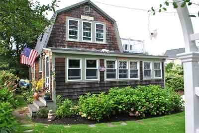 Scituate Single Family Home Under Agreement: 3 Winslow Ave