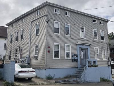 Fall River Multi Family Home For Sale: 105-121 Pine Street