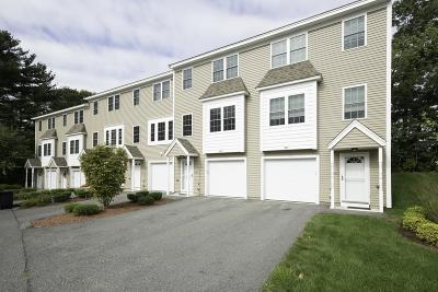 Billerica MA Condo/Townhouse Sold: $315,000