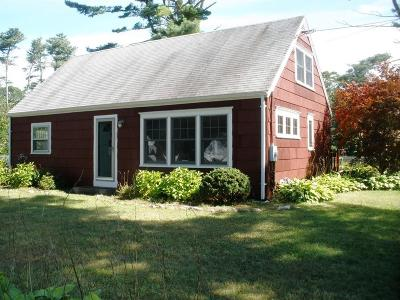 Wareham Single Family Home New: 98 Swifts Beach Rd