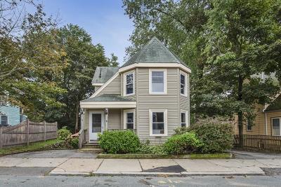 Beverly Single Family Home Under Agreement: 23 Mason Street