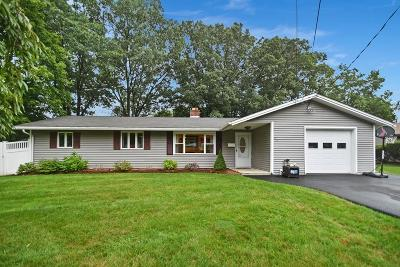 Framingham Single Family Home Under Agreement: 20 Paxton Rd