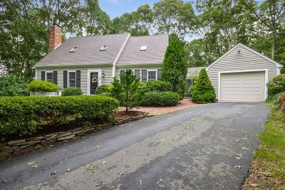 Falmouth Single Family Home New: 32 Streeter Hill Rd