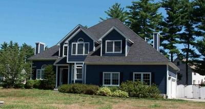Tewksbury Single Family Home Under Agreement: 60 Jennies Way