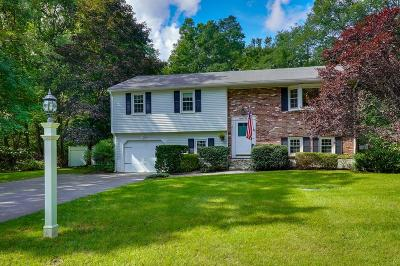 Holliston Single Family Home Under Agreement: 86 Meadowbrook Ln