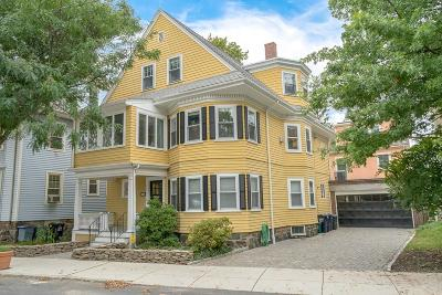 Cambridge MA Condo/Townhouse New: $1,499,000
