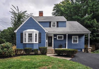 Cohasset, Weymouth, Braintree, Quincy, Milton, Holbrook, Randolph, Avon, Canton, Stoughton Single Family Home New: 112 Summer St