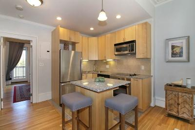 Boston Condo/Townhouse New: 25 Dartmouth Street #3