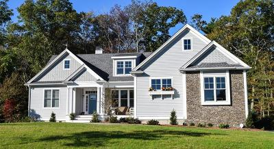 Wrentham Single Family Home For Sale: Lot 4 Lafayette