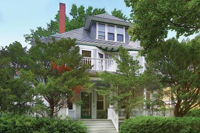 Brookline Single Family Home Under Agreement: 29 Abbottsford Rd