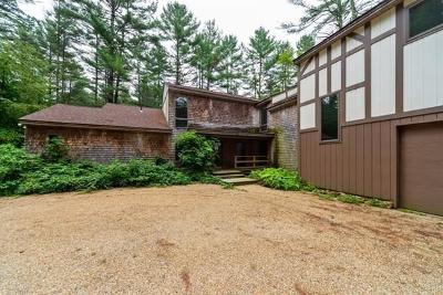 West Brookfield Single Family Home Price Changed: 405 Wickaboag Valley Rd