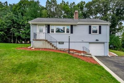 Woburn Single Family Home For Sale: 8 Roman Rd