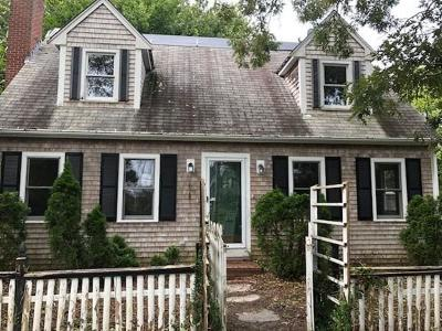 Plymouth Single Family Home For Sale: 5 Center Hill Rd