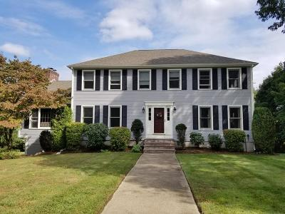 Ashland Single Family Home Under Agreement: 8 Blue Jay Lane