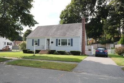 Peabody Single Family Home Contingent: 4 Rainbow Cir