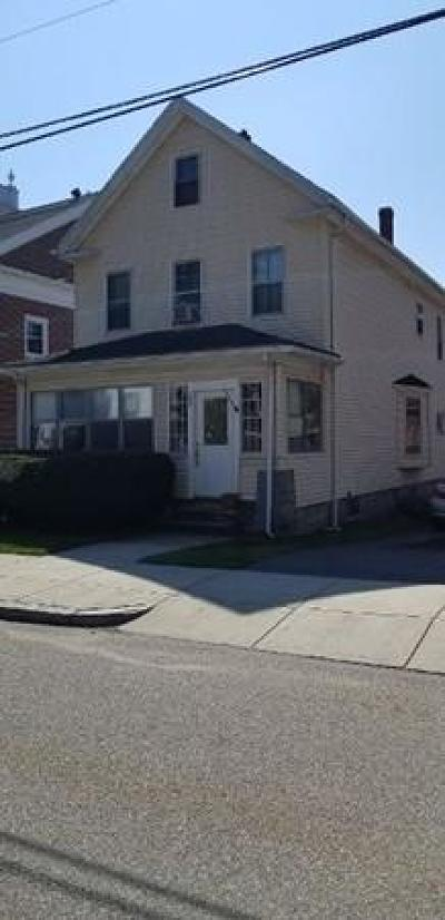 Melrose Single Family Home Contingent: 108 W Highland Ave