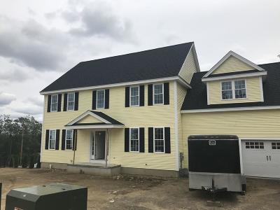 Hudson Single Family Home New: Lot 18b Exeter Road #18B